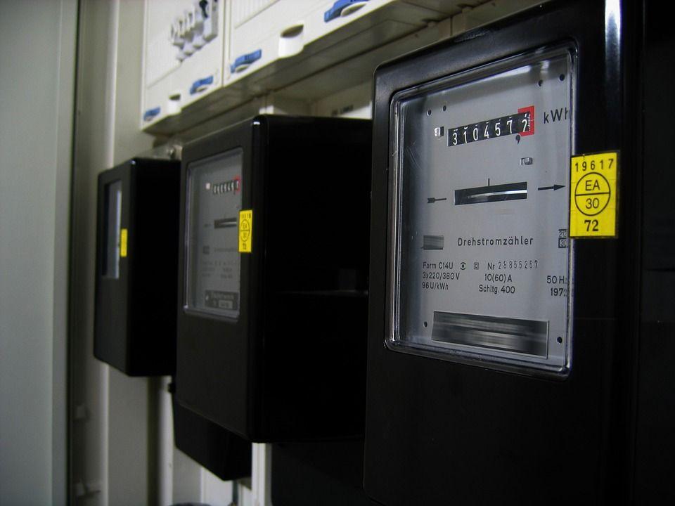 Kontrola licznika prądu w domu